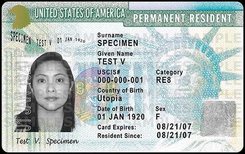 U.S. Green Card Lottery