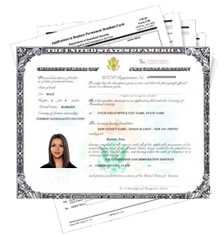 Replace Your Certificate of Citizenship