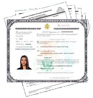 Reemplazar certificado de ciudadanía