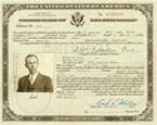 U.S Citizen Card
